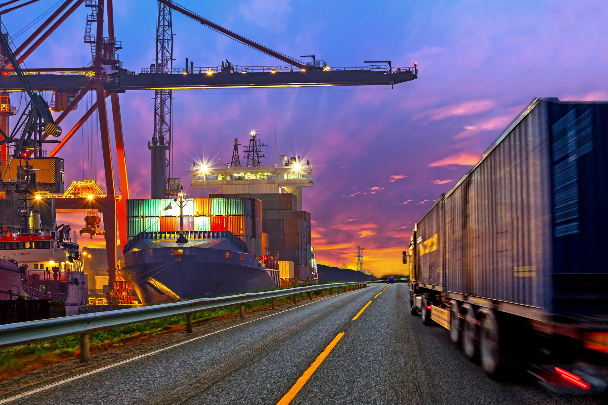 Negotiating the complexities of trade freight
