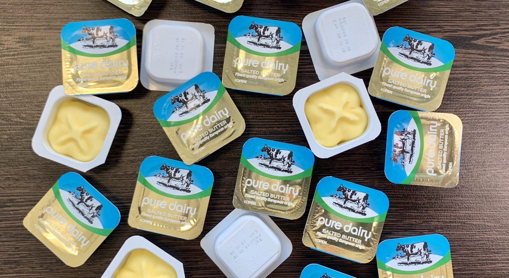 The Perfect Solution - Pure Dairy Butter Portions